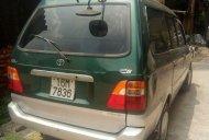 Cần bán xe Toyota Zace MT đời 2002, 158 triệu giá 158 triệu tại Hải Phòng