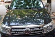 Bán xe Toyota Fortuner 2.7V 4x4 AT đời 2009, màu đen, giá tốt giá 430 triệu tại Bắc Ninh