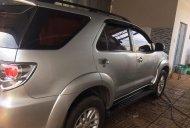 Bán Toyota Fortuner MT năm sản xuất 2014, màu bạc, nhập khẩu   giá 720 triệu tại Bình Thuận