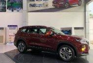 Bán Hyundai Santa Fe sản xuất năm 2019, màu đỏ giá 1 tỷ 200 tr tại Cần Thơ