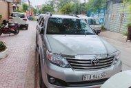 Bán xe Toyota Fortuner sản xuất 2014, màu bạc, giá tốt giá 680 triệu tại Tp.HCM