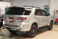Bán Fortuner G 2016, màu bạc máy dầu, số sàn, giảm liền tay 30tr cho khách đến xem xe giá 880 triệu tại Tp.HCM