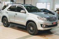 Toyota Fortuner máy dầu số sàn 2016, xe bao đẹp, bao test, giá tốt tầm 8xx, còn thương lượng giá 880 triệu tại Tp.HCM