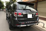 Bán Fortuner 2015 máy dầu, số sàn, màu xám, xe còn mới keng giá 778 triệu tại Tp.HCM