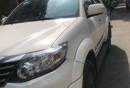 Cần bán xe Toyota Fortuner đời 2015, màu trắng xe gia đình, giá tốt giá 800 triệu tại Tp.HCM