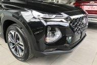 Xả kho Hyundai Santa Fe dầu đặc biệt màu đen + hỗ trợ trả trước 370tr tậu xe giá 1 tỷ 200 tr tại Tp.HCM