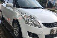 Bán xe Suzuki Swift đời 2013, màu trắng, giá 390tr giá 390 triệu tại Hà Nội