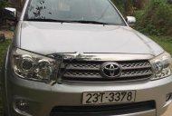 Cần bán xe Toyota Fortuner năm sản xuất 2010, màu bạc số tự động, 410 triệu giá 410 triệu tại Hà Giang