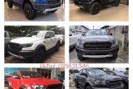 Bán Ford Ranger Raptor 2019 giao ngay đủ màu, liên hệ 0938211346 để nhận chương trình tốt nhất giá 1 tỷ 198 tr tại Long An