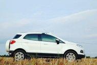 Bán Ford EcoSport 1.5 AT đời 2014, màu trắng giá 420 triệu tại Tp.HCM