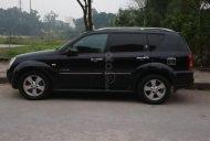Bán SUV 7 chỗ Rexton II năm 2008, màu đen, nhập khẩu nguyên chiếc giá 365 triệu tại Yên Bái