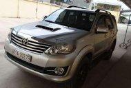 Chính chủ bán Toyota Fortuner SX 2016, màu bạc, nhập khẩu  giá 850 triệu tại Bình Dương