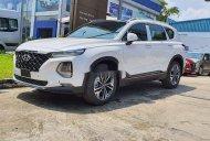 Bán xe Hyundai Santa Fe sản xuất năm 2019, màu trắng giá 1 tỷ 200 tr tại Sóc Trăng