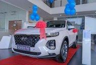 Cần bán Hyundai Santa Fe sản xuất 2019, màu trắng, nhập khẩu nguyên chiếc, giá tốt giá 995 triệu tại Bình Dương
