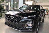 Bán Hyundai Santa Fe đời 2019, màu đen, nhập khẩu   giá 1 tỷ tại Bình Dương