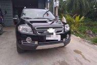 Bán xe Chevrolet Captiva sản xuất 2010, màu đen số tự động, giá tốt giá 360 triệu tại Trà Vinh