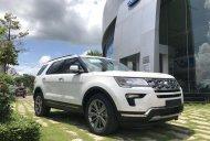 Bán Ford Explorer 2019, màu trắng, nhập khẩu nguyên chiếc giá 2 tỷ 198 tr tại Kiên Giang