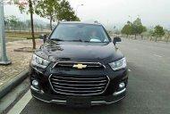 Cần bán Chevrolet Captiva Revv LTZ 2.4 AT sản xuất 2016, màu đen xe gia đình  giá 625 triệu tại Đà Nẵng