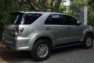 Bán Toyota Fortuner năm sản xuất 2012, màu bạc, nhập khẩu nguyên chiếc, giá cạnh tranh giá 590 triệu tại Bình Dương