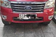 Cần bán gấp Ford Everest đời 2009, màu đỏ, 442 triệu giá 442 triệu tại Tp.HCM