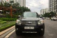 Bán Ford Everest năm sản xuất 2014, màu đen, chính chủ giá 656 triệu tại Hà Nội