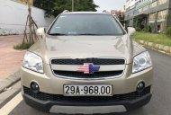 Cần bán xe Chevrolet Captiva sản xuất năm 2010, màu vàng cát, xe gia đình, giá tốt giá 300 triệu tại Hà Nội