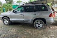 Bán Hyundai Santa Fe đời 2002, màu bạc, xe nhập chính chủ giá 245 triệu tại Tp.HCM
