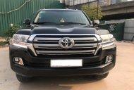 Bán Toyota Land Cruiser VX sản xuất 2016, đăng ký 2016, tên công ty màu đen nội thất kem giá 3 tỷ 550 tr tại Hà Nội