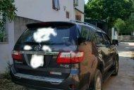 Bán xe Toyota Fortuner đời 2010, màu xám số sàn, giá tốt giá 550 triệu tại Hà Nội