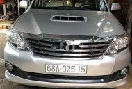 Cần bán Toyota Fortuner năm 2014, màu bạc xe gia đình giá 780 triệu tại An Giang
