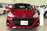 Bán Hyundai Grand i10 mua xe chỉ với 100tr, tặng phim, sàn, chiết khấu 5 triệu cho KH chạy Grab giá 330 triệu tại Tp.HCM