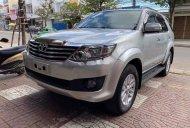 Bán Toyota Fortuner 2.7V 4x4 đời 2013, màu bạc số tự động giá 665 triệu tại Kon Tum