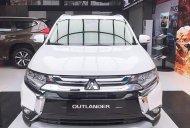 Bán ô tô Mitsubishi Outlander 2019, màu trắng, xe nhập giá 807 triệu tại Quảng Nam