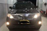 Bán ô tô Toyota Fortuner V AT 2013, màu đen xe gia đình  giá 637 triệu tại Tiền Giang