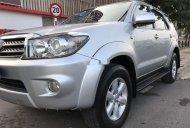 Cần bán lại xe Toyota Fortuner đời 2011, màu bạc giá 630 triệu tại Tiền Giang