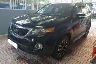 Bán Kia Sorento AT sản xuất 2012, màu đen xe gia đình, giá chỉ 498 triệu giá 498 triệu tại Đồng Tháp
