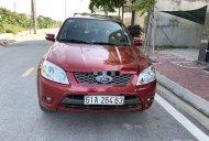 Bán Ford Escape 2011, màu đỏ, nhập khẩu số tự động, giá tốt giá 355 triệu tại Hải Dương