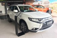 Bán ô tô Mitsubishi Outlander AT đời 2019, màu trắng, nhập khẩu chính hãng giá cạnh tranh giá 807 triệu tại Quảng Nam