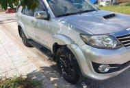 Bán xe Toyota Fortuner G MT năm 2016, màu bạc số sàn, giá 795tr giá 795 triệu tại An Giang