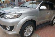 Bán xe Toyota Fortuner GMT sản xuất 2013, màu bạc xe gia đình giá 720 triệu tại An Giang