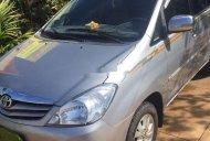Cần bán gấp Toyota Innova sản xuất năm 2010, màu bạc giá 370 triệu tại Đắk Lắk
