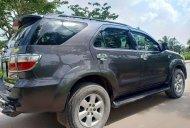 Cần bán Toyota Fortuner đời 2010, màu xám, xe nhập chính hãng giá 495 triệu tại Tp.HCM