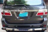 Cần bán gấp Toyota Fortuner MT sản xuất năm 2010, màu đen giá 585 triệu tại Hà Nội