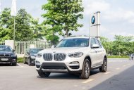 Bán xe BMW X3 2019 màu trắng, nhập khẩu chính hãng mới, giảm tiền mặt, hỗ trợ trả góp 85% lãi suất tốt giá 2 tỷ 499 tr tại Tp.HCM
