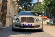 Xe Bentley Mulsanne 6.75 V8 đời 2010, màu trắng, nhập khẩu chính hãng giá 9 tỷ 300 tr tại Hà Nội