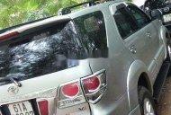 Xe Toyota Fortuner sản xuất 2013, màu bạc, 620tr giá 620 triệu tại Tp.HCM