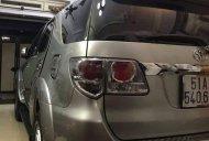 Cần bán xe Toyota Fortuner năm 2013 xe nguyên bản giá 700 triệu tại Tp.HCM