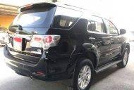 Bán xe Toyota Fortuner 4x2 AT năm 2013, màu đen, giá tốt giá 635 triệu tại Hà Nội