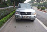 Cần bán Mitsubishi Pajero 2006, màu bạc, xe nhập, số sàn  giá 245 triệu tại Hà Nội