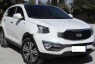 Bán Kia Sportage năm sản xuất 2014, màu trắng, nhập khẩu nguyên chiếc số tự động, 740 triệu giá 740 triệu tại Tp.HCM